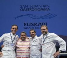 Programa de San Sebastián Gastronomika 2014