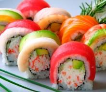 Un homenaje al sushi