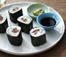 10 motivos para tomar sushi en verano