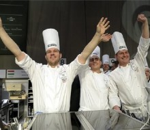 Hungria triunfa en el Bocuse d´Or