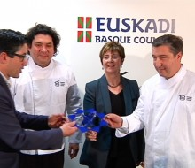 110 candidatos al Basque Culinary World Prize
