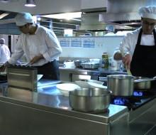 La gastronomía, en el sistema universitario público