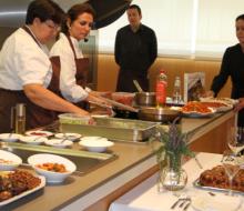 Arrancan las clases del grado en Gastronomia de la UCAM