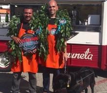 Los ganadores de Cocineros al volante