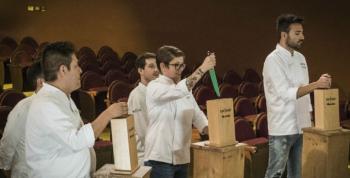 Rakel y Víctor: finalistas de TopChef 4
