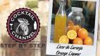 Receta de Licor de Naranja Brasileño
