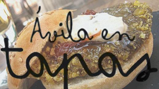 Una hamburguesa crujiente fue la ganadora de Ávila en Tapas