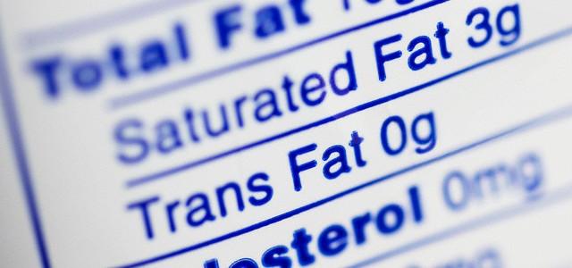 Obligatoriedad de etiquetado nutricional