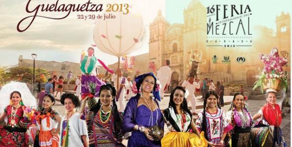 Mezcales y Guelaguetza en Oaxaca