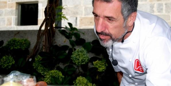 Pepe Solla: «El objetivo nunca debe ser una Estrella Michelín»