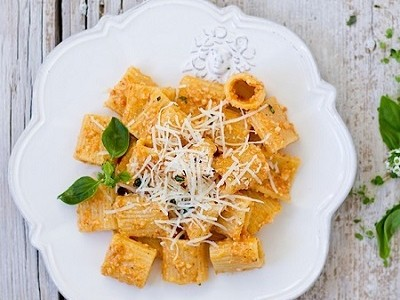 Pesto <i>alla trapanese </i>