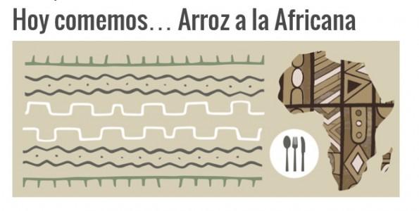 Arroz a la africana para luchar contra el hambre