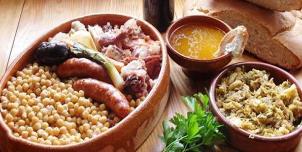 El cocido madrileño: plato con mucha tradición