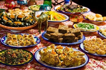 Las costumbres del mundo árabe a la hora de comer