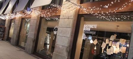Compromiso social en el restaurante Districte Born