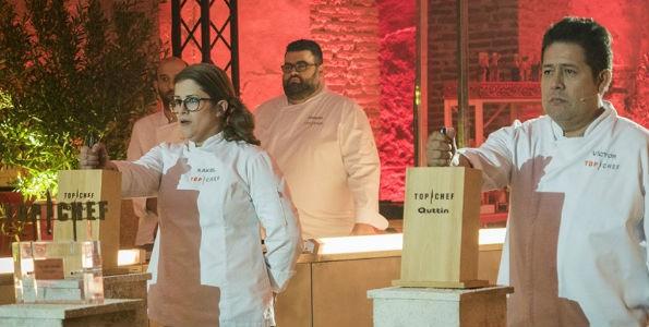 Rakel: ganadora de Top Chef 4