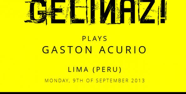 Acurio y la cocina peruana no descansan