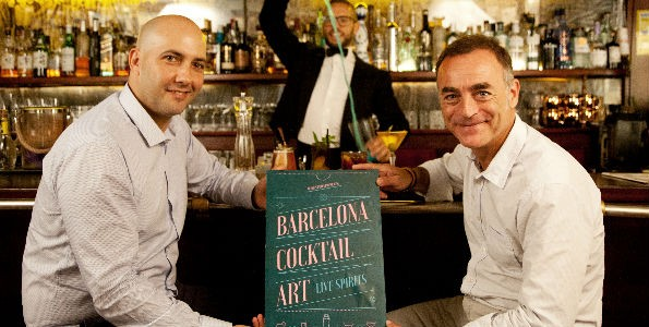 Barcelona Cocktail Art en Alimentaria 2018
