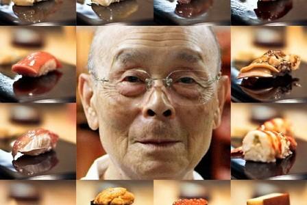 Jiro, sueños de sushi