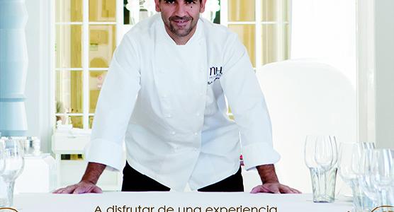 En julio Roncero cocina en Venezuela y Atala, en Buenos Aires
