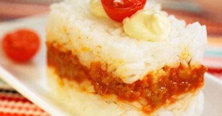 Pastel de arroz
