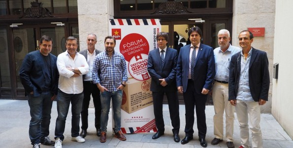 Se presenta el programa de Fórum Gastronómic Girona