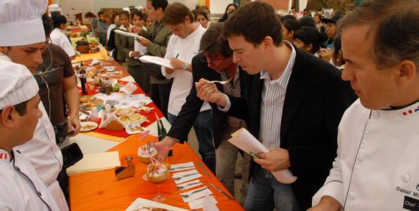VII Concurso Gastronómico Sabores de Cañete 2013