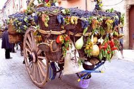 Fiesta de la vendimia medieval en Toro