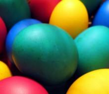 Receta: Huevos de Pascua