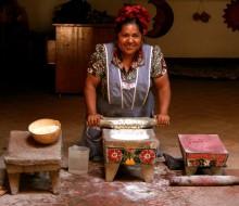 Cocineras oaxaqueñas comparten sus sabores y saberes