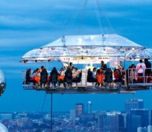 Los cinco restaurantes más extraños del mundo