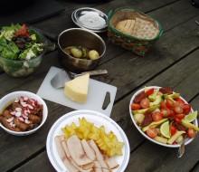Cómo comer correctamente sopas y otros alimentos