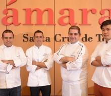 Los cocineros estrella de Tenerife