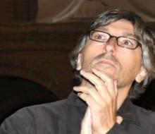 David Trueba en la vendimia de Cariñena
