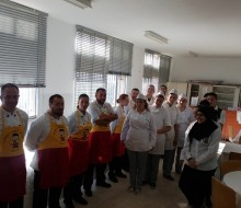 Intercambio gastronómico en el Líbano