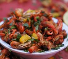 Los insectos como productos gourmet