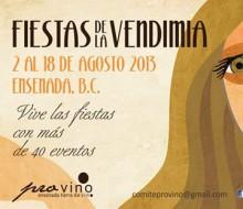 Fiestas de la Vendimia México 2013