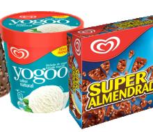 Frigo apuesta por los celíacos, el yogur y los ochenta