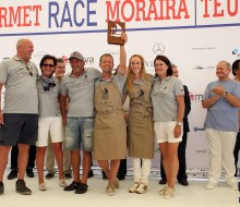 Gourmet Race, regata de cocina en alta mar