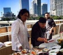 Gastón Acurio presenta su nuevo restaurante en Miami