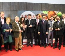 Inauguración de la Feria Iberoamericana de Gastronomía FIBEGA