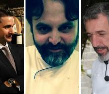 Tres estrella Michelin para el aniversario de JRE