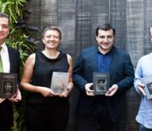 """Josep Roca presentó la """"Guía Melendo del Champagne 2014"""","""