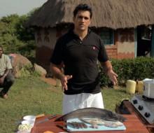 Kiran Jethwa, el chef estrella de la gastronomía africana