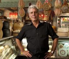 Las aventuras gastronómicas de Anthony Bourdain