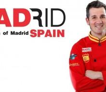 Madrid con La Roja