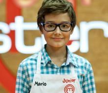 Mario es el primer MasterChef Junior España