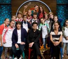 Esta noche semifinal en MasterChef Junior