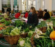 Mercado extraordinario de Navidad de Ordizia