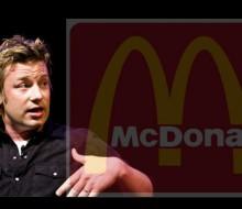 Jamie Oliver gana un juicio a McDonald's